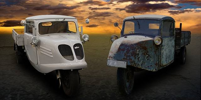 Alter LKW zum Schrott - neuer LKW mit Abrackprämie